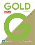 Gold B1+ Pre-First New Edition Teacher's MyLab Code