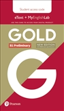 Gold B1 Preliminary New Edition Student's eText and...
