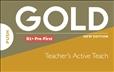 Gold B1+ Pre-First New Edition Active Teach USB