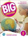 American Big English Second Edition 1 Teacher's Book