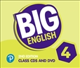 American Big English Second Edition 4 Class CD