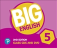 American Big English Second Edition 5 Class CD