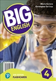 American Big English Second Edition 4 Flashcards