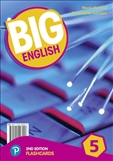 American Big English Second Edition 5 Flashcards
