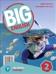 American Big English Second Edition 2 Posters