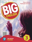 American Big English Second Edition 3 Posters