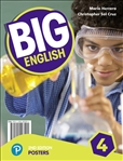 American Big English Second Edition 4 Posters