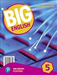 American Big English Second Edition 5 Posters