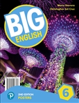 American Big English Second Edition 6 Posters
