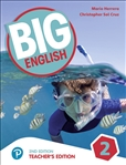 American Big English Second Edition 2 Teacher's Book