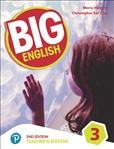 American Big English Second Edition 3 Teacher's Book