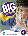 American Big English Second Edition 4 Teacher's Book