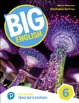 American Big English Second Edition 6 Teacher's Book