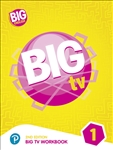 American Big English Second Edition 1 Big TV Workbook