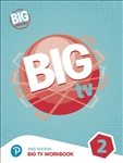 American Big English Second Edition 2 Big TV Workbook