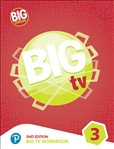 American Big English Second Edition 3 Big TV Workbook