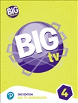 American Big English Second Edition 4 Big TV Workbook