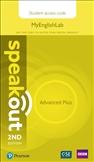 Speakout Advanced Plus MyEnglishLab Student Access Card