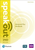 Speakout Advanced Plus Workbook without Key