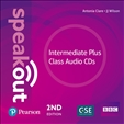 Speakout Intermediate Plus Class Audio CD