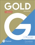 Gold C1 Advanced New Edition Student's Book with MyLab