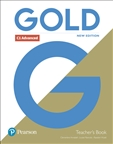 Gold C1 Advanced New Edition Teacher's Book with DVD-Rom