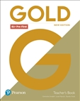Gold B1+ Pre-Frist New Edition Teacher's Book with DVD-Rom