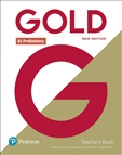 Gold B1+ Preliminary New Edition Teacher's Book with DVD-Rom
