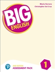 American Big English Second Edition 1 Assessment Book...
