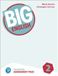 American Big English Second Edition 2 Assessment Book...