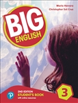 American Big English Second Edition 3 Student's Book...