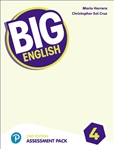 American Big English Second Edition 4 Assessment Book...