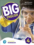 American Big English Second Edition 4 Workbook with Audio CD