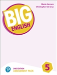 American Big English Second Edition 5 Assessment Book...
