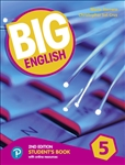 American Big English Second Edition 5 Student's Book...