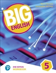 American Big English Second Edition 5 Workbook with Audio CD