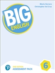 American Big English Second Edition 6 Assessment Book...