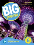 American Big English Second Edition 6 Student's Book...