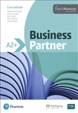 Business Partner A2+ Student's Book with Basic MyLab