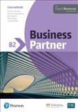 Business Partner B2 Student's Book with MyLab