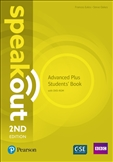 Speakout Advanced Plus Student's Book with DVD