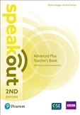 Speakout Advanced Plus Teacher's Book with Resource and...