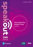 Speakout Intermediate Plus Student's Book with DVD and...
