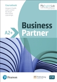 Business Partner A2+ Student's Book with Standard MyLab