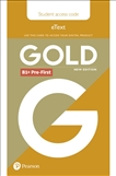 Gold B1+ Pre-First New Edition Online Practice and...