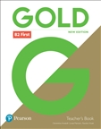 Gold B2 First New Edition Teacher's Book with Online...