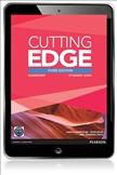 Cutting Edge Elementary Third Edition Student's eBook...