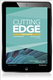 Cutting Edge Pre-intermediate Third Edition Student's...