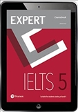 Expert IELTS 5 eText with MyLab Student's Online Access Code