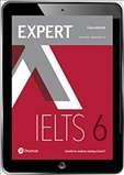 Expert IELTS 6 eText with MyLab Student's Online Access Code